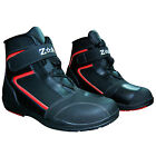 Men's Motorcycle Motorbike Boots Leather Waterproof Touring Boots Uk 7 To Uk 13