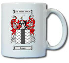 BYWATER COAT OF ARMS COFFEE MUG