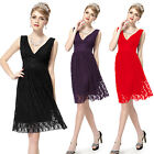 Ever Pretty Simple New Party Casual  Daily Wear Summer  Dress 03409 UK Sz 6-18