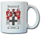 TITTERINGTON COAT OF ARMS COFFEE MUG