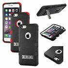 """Rugged Shockproof Hybrid Hard Stand Case Cover For Apple iPhone 6 6S Plus 5.5"""""""