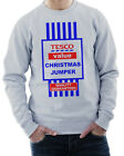Tesco's Value Christmas Jumper - Sweatshirt Funny Xmas Gift - 3 Colours