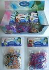 DISNEY FROZEN - LOOM BANDS Packs - Wahl der Packs (Regenbogen Looms Rubber Band)