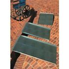 PVI Solid Wheelchair Ramps or Scooter Access Ramps - 6 Size Options!