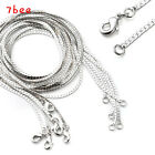 1PC Fashion 316L Chic Man Stainless Steel Necklaces Chains Link Chain Gift