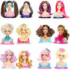 Fashionistas Swappable Fashion Head For Swappin' Styles Doll Age 3+ Barbie