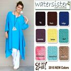 OH MY GAUZE Cotton TIKI Long Kurta Tunic Top OSFM  L/XL/1X/2X/3X New 2015 COLORS