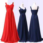 FREE P&P Vintage Bridesmaid Evening Gown Prom Debut Party Long Maxi Skater Dress