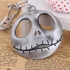 4*6cm The Nightmare Before Christmas Zombie Jack Skull Alloy Pendant Necklace