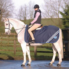 Masta Zing Horse Exercise Sheet Cover Rug Reflective Waterproof Riding RRP£37.99