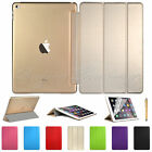 Magnetic Smart Cover Leather + Back Case for New Apple iPad 6 iPad Air 2 2014 UK