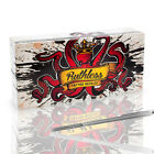 Box Of 50 Pcs Ruthless Disposable Sterile Tattoo Machine Needles Round Shader RS
