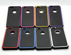 New Dual Layer Hybrid Shockproof Hard Case Cover for Apple iPhone 6 4.7""
