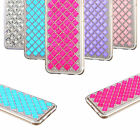 For Apple Hard LUXURY DIAMOND Case Cover Colors