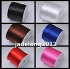 80yards Crystal Stretch Elastic Beading Cord Bead Thread 0.8mm