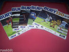 2014/15 - BURY HOME PROGRAMMES CHOOSE FROM