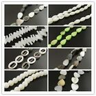1PC Pearl Mixed Shell Various Shape Spacer Beads Making Charm Jewelry Making Hot