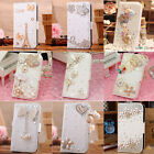 "Luxury Diamond Heart Bow Crown PU Leather Case Cover For iphone 6 4.7"" Plus 5.5"""