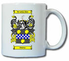 PITTAWAY COAT OF ARMS COFFEE MUG