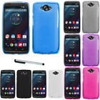 For Motorola Droid Turbo XT1254 TPU Soft Candy Gel Case Phone Cover Stylus NEW