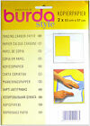 BURDA Copy Tracing Carbon Paper Choose From Yellow & White Or Blue & Red Packs