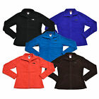The North Face Jacket Womens Home Stretch Full Zip Up Fleece Long Sleeve New