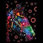 Horse Neon Black Light    Hoodie   Sizes/Colors