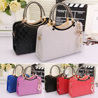 Fashion Ladies Handbag Shoulder Bag Tote Purse Hard Leather Women Messenger Hobo
