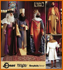 Sew & Make Simplicity 7031 SEWING PATTERN Adult RELIGIOUS BIBLE NATIVITY COSTUME