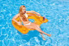 Intex Sit 'n FLoat Inflatable Swimming Pool Float Raft Tube with Cup Holders