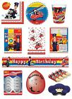 POSTMAN PAT PARTY RANGE (Birthday Tableware Balloons & Decorations)