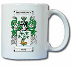 HESLOP COAT OF ARMS COFFEE MUG