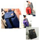 Canvas Backpack 4 Colors Bookbags Fashion Rucksack Retro School Bag