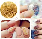 50g Acrylic Tiny Fashion Nail Art Accessories Nail Decoration Tips Mini Beads