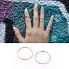 Joint Rings Fashion 2 Colors Women 1pc 15 16mm Chic