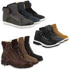 Warm Gefütterte Herren Winter Sneaker & Worker Boots Outdoor Schuhe 99862