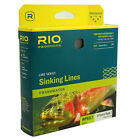 Rio Intouch Deep 7 Fly Line Lake Series Black w/ White Hang Marker
