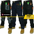 Blackrock Baratec Work Trousers Multi Pocket Trade Pro Pants Triple Stitched