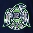 Seattle Seahawks 12th Man T-shirt superbowl football jersey original soft NEW