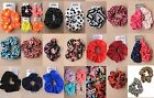 SCRUCHIES, HAIR ACCESSORY, ELASTIC, BOBBLE, SCRUNCHY, GRILS, LADIES, HAIR TIE
