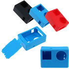 Soft Silicone Rubber Protective Case Skin Cover For GoPro Hero 4 Camera Tide