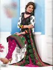 Salwar Kameez Cotton Ethnic Printed Suit Indian Dress (Any Sizes)-pati-7025