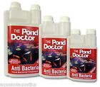 TAP POND DOCTOR ANTI BACTERIA FINROT FINS SORES DISEASE KOI FISH WOUND TREATMENT