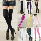 Fashion Sexy Womens Over Knee Thigh High Stockings Socks