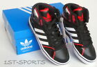 ADIDAS JUNIORS TRAINERS, SHOES, SPACE DIVER UK 3.5 to 4 BLACK