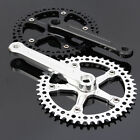 70s Classic/Vintage Bike bicycle Fixed Gear Crankset/Crank Set Openwork 46/48T