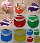 SUNVISOR HEADBAND, SUN VISOR, SUMMER, SUN PROTECTION, CLUBBING, PARTY