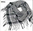 HOT Arab Shemagh Keffiyeh Military Tactical Palestine Light Scarf Shawl-US BD