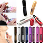 5mL Travel Perfume Bottles Spray Atomizer Refillable Plastic Serum Lotion Pump