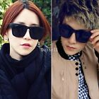 Fashion Vintage Retro Classic Unisex Wayfarer Cool Black Lens Frame Sunglasses